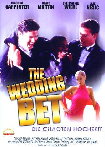 The Wedding Bet - Die Chaotenhochzeit -- via Amazon Partnerprogramm