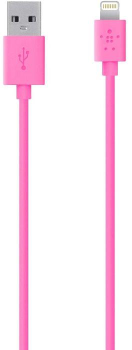 Belkin Lightning/USB Adapterkabel 1.2m pink (F8J023BT04-PNK)