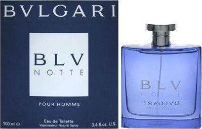 Bulgari Blu Notte Homme Eau De Toilette 100ml -- via Amazon Partnerprogramm