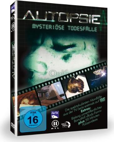 Autopsie - Mysteriöse Todesfälle -- via Amazon Partnerprogramm