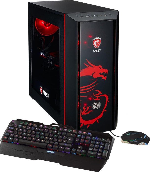 Hyrican MSI Dragon Edition 5749 (PCK05749) -- via Amazon Partnerprogramm