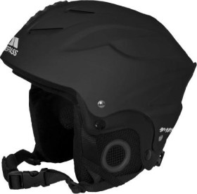 Trespass Burlin Helm schwarz (Junior)