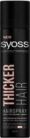 Syoss Thicker Hair Haarspray, 300ml