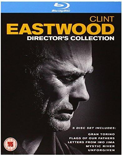 Clint Eastwood Director's Collection Box (Blu-ray) (UK) -- via Amazon Partnerprogramm