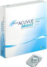Johnson & Johnson Acuvue Moist 1-Day for Astigmatism, -8.00 Dioptrien, 90er-Pack