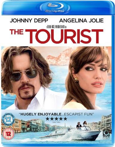 The Tourist (Blu-ray) (UK) -- via Amazon Partnerprogramm