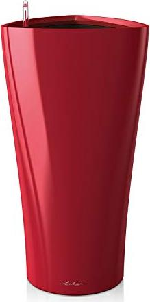 Lechuza Delta 30 Blumenkasten 29cm scarlet red hochglanz (15519) -- via Amazon Partnerprogramm