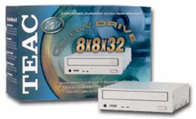 TEAC CD-W58E bulk