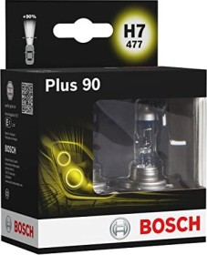 Bosch Plus 90 H7 55W, 2er-Pack