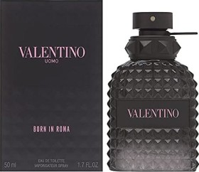Valentino Born in Roma Eau De Toilette, 50ml