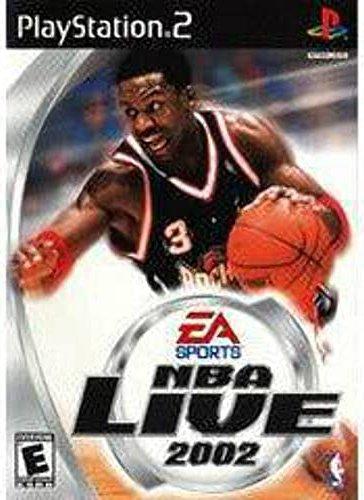 EA Sports NBA Live 2002 (German) (PS2) -- via Amazon Partnerprogramm