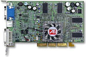 Sapphire Atlantis Radeon 9000 Pro, 64MB DDR, DVI, ViVo, AGP