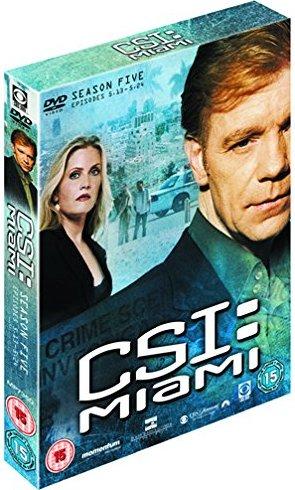 CSI Miami Season 5.2 (UK) -- via Amazon Partnerprogramm