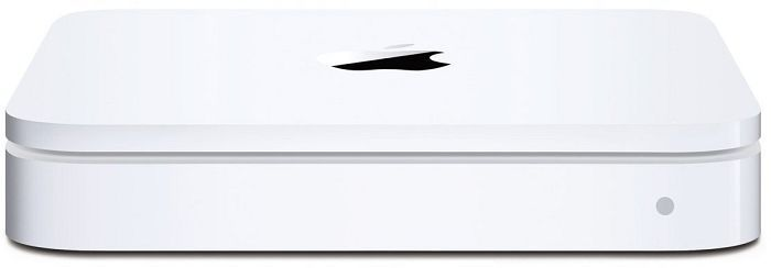 Apple Time Capsule (G4) 3000GB, 300Mbps (MIMO) Dual Band (simultan) (MD033Z/A)