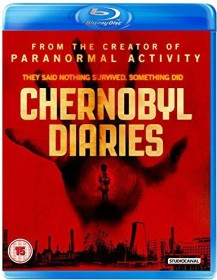 Chernobyl Diaries (Blu-ray) (UK)
