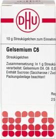 DHU Gelsemium C6 Globuli, 10g