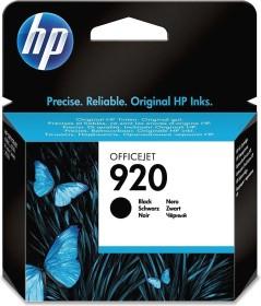 HP Tinte 920 schwarz (CD971AE)