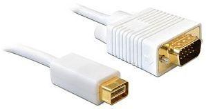DeLOCK Mini DVI/VGA Kabel 5m (82935)