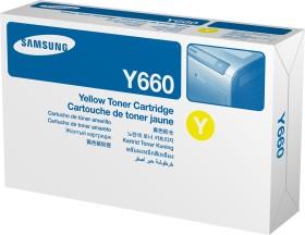 Samsung Toner CLP-Y660A gelb (ST953A)