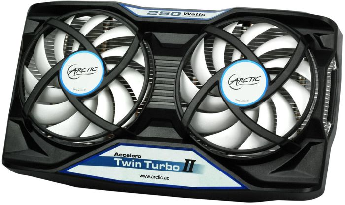 Arctic Cooling Accelero Twin Turbo II
