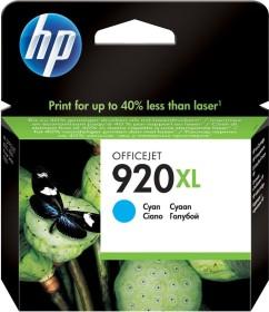 HP ink 920 XL cyan (CD972AE)