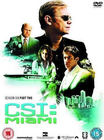 CSI Miami Season 6.2 (UK) -- via Amazon Partnerprogramm