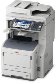 OKI MB770dfnfax, S/W-Laser (45387404)