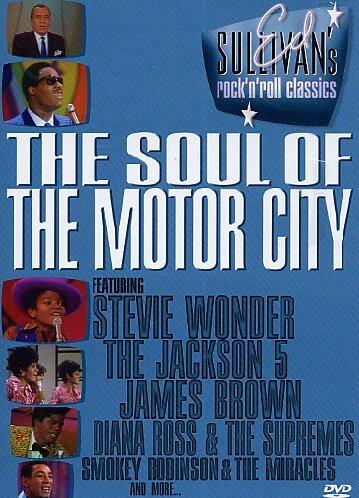 The Ed Sullivan Show: The Soul of Motor City -- via Amazon Partnerprogramm