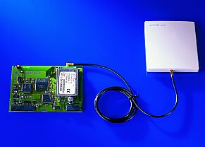 Agfeo DECT module with antenna (535559)