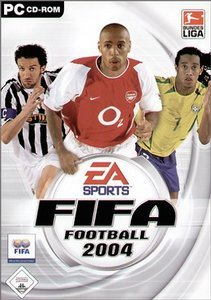 EA Sports FIFA Football 2004 (German) (PC)