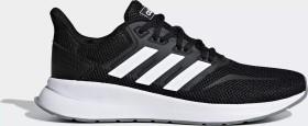 adidas Runfalcon core black/cloud white/grey three (Damen) (F36218)