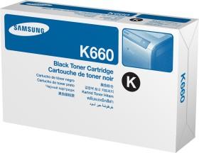 Samsung Toner CLP-K660A schwarz (ST899A)
