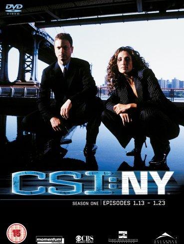 CSI New York Season 1.2 (UK) -- via Amazon Partnerprogramm