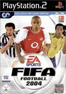 EA Sports FIFA Football 2004 (niemiecki) (PS2)