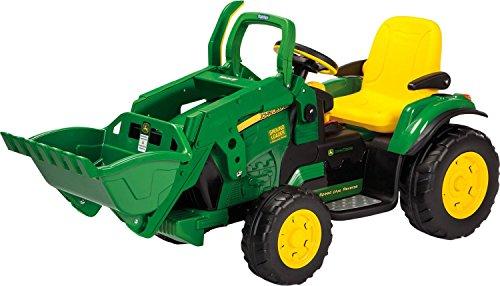 Peg Pérego John Deere E-Traktor mit Frontlader -- via Amazon Partnerprogramm