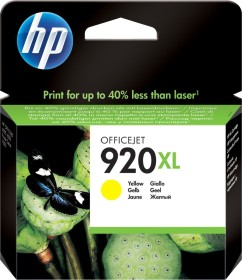 HP ink 920 XL yellow (CD974AE)