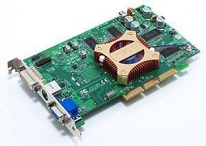 ASUS AGP-V9560TD, GeForceFX 5600, 128MB DDR, DVI, TV-out, AGP