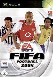 EA Sports FIFA Football 2004 (niemiecki) (Xbox)