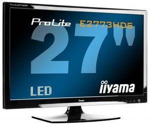 "iiyama ProLite E2773HDS, 27"""