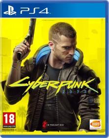 Cyberpunk 2077 - Steelbook Edition (PS4)
