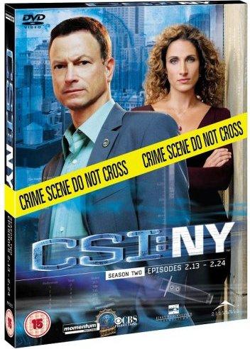 CSI New York Season 2.2 (UK) -- via Amazon Partnerprogramm
