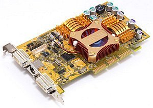 ASUS AGP-V9560VS VideoSuite, GeForceFX 5600, 128MB DDR, 2x DVI, ViVo, AGP