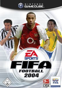 EA Sports FIFA Football 2004 (deutsch) (GC)