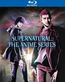 Supernatural - The Anime Series (OmU) (Blu-ray)