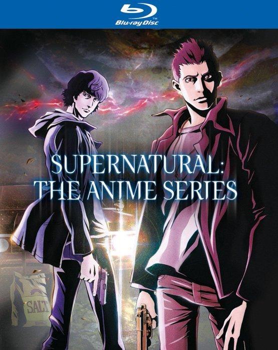 Supernatural - The Anime Series (OmU) (Blu-ray)