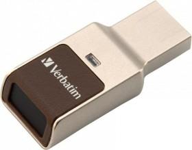 Verbatim Fingerprint Secure 64GB, USB-A 3.0 (49338)