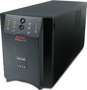 APC Smart-UPS 1500VA, USB/serial (SUA1500I)