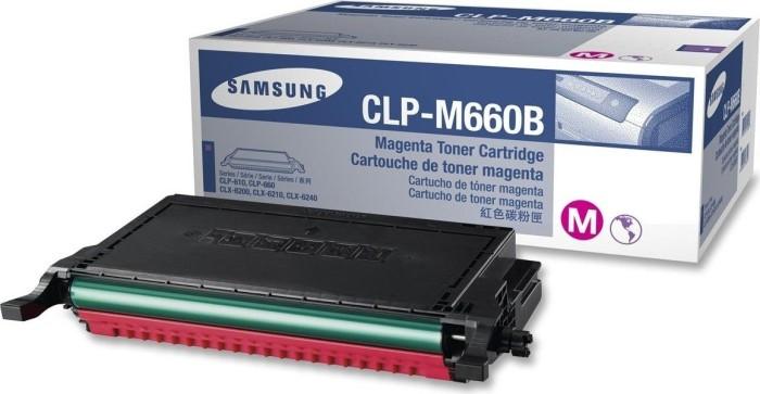 Samsung Toner CLP-M660B magenta hohe Kapazität (ST924A)
