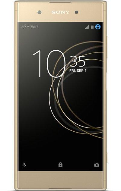 Sony Xperia XA1 Plus Dual-SIM gold
