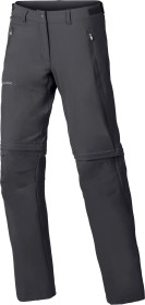 VauDe Farley Stretch ZO T-Zip Hose lang iron (Damen) (40144-844)